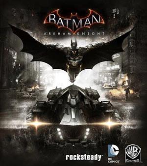Battle Arkham Knight video game box