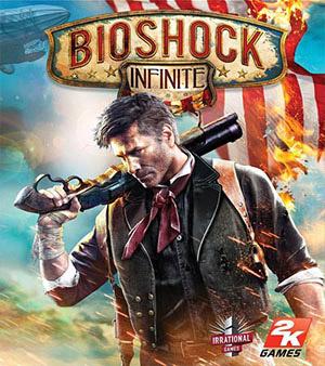 Biochock Infinite video game box