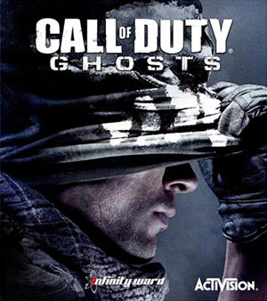 Call of Duty Ghost video game box