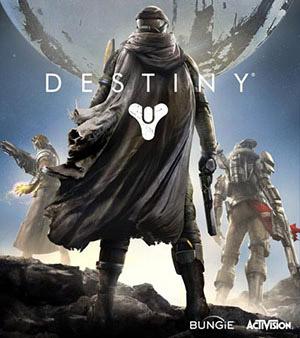 Destiny video game box