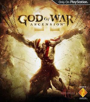 God of War Ascension video game box