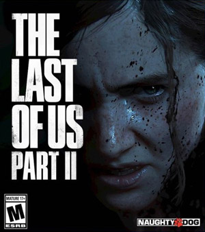 Last of Us 2 video game box