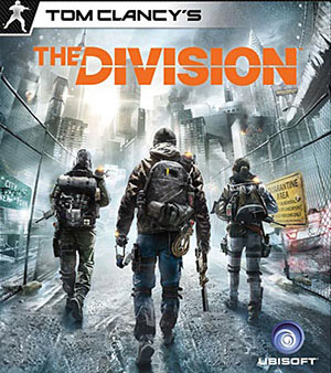 The Division video game box
