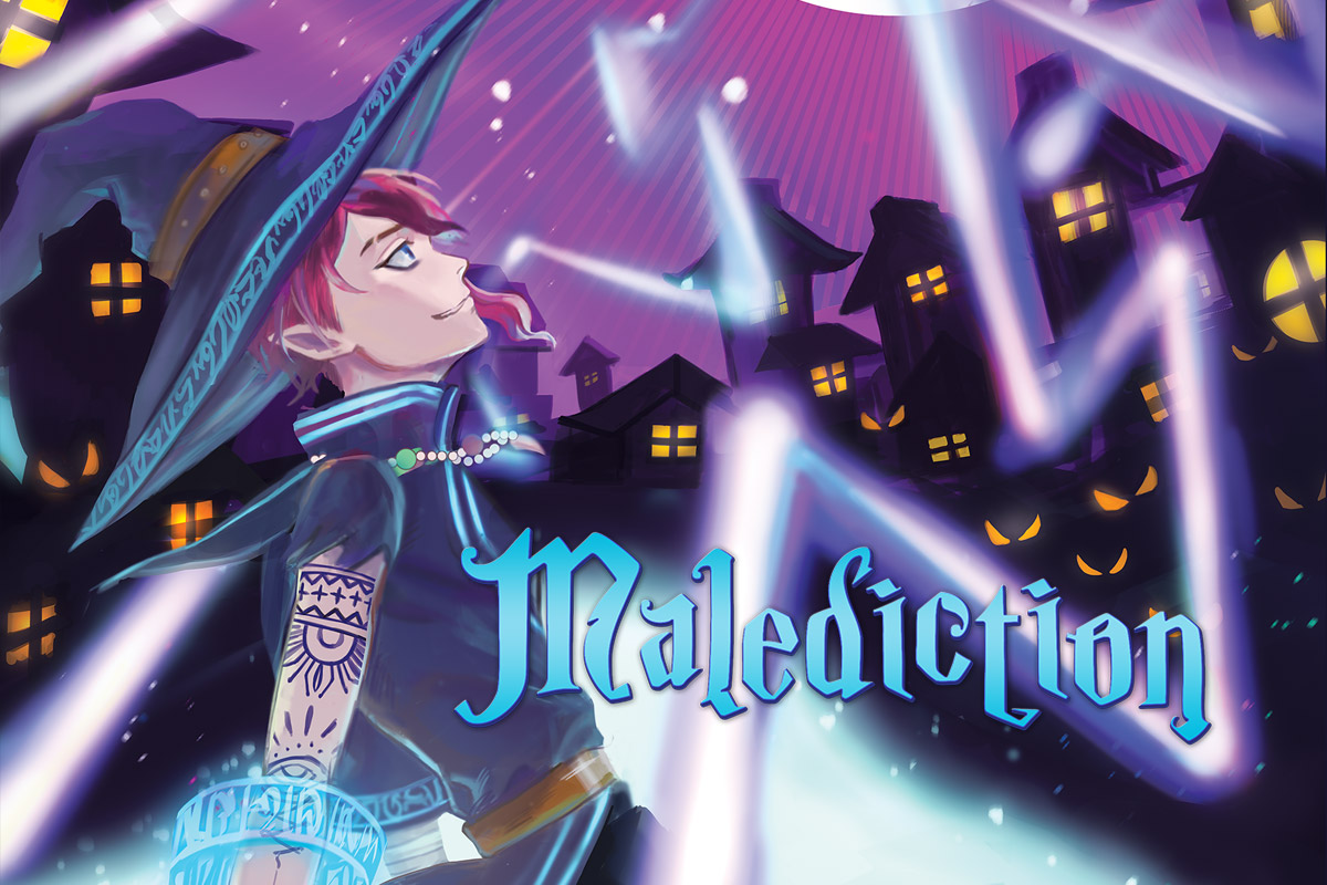 Artwork from Malediction
