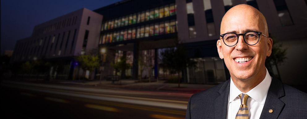Headshot of Thad Seymour Jr.