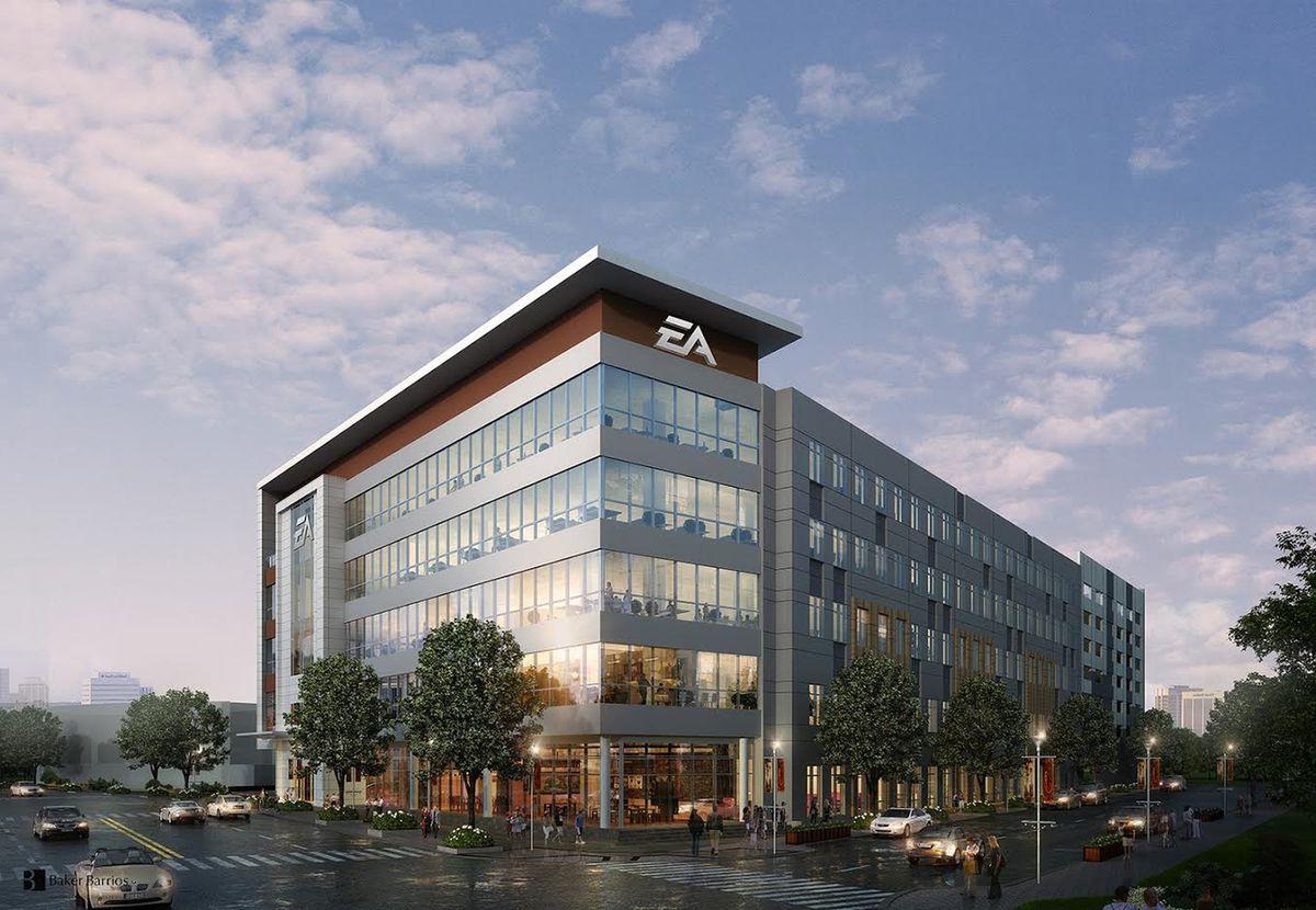 New EA studio downtown Orlando