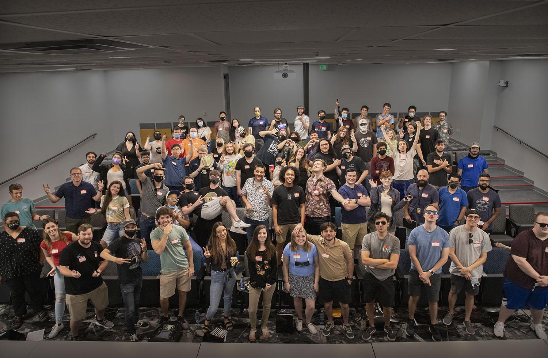 New Cohort 18 students