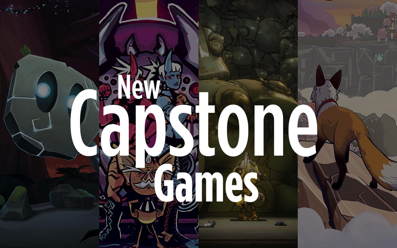 FIEA's new capstone games