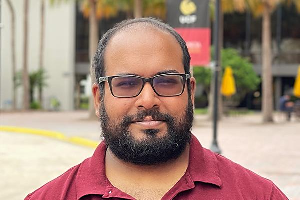 Male faculty member headshoot